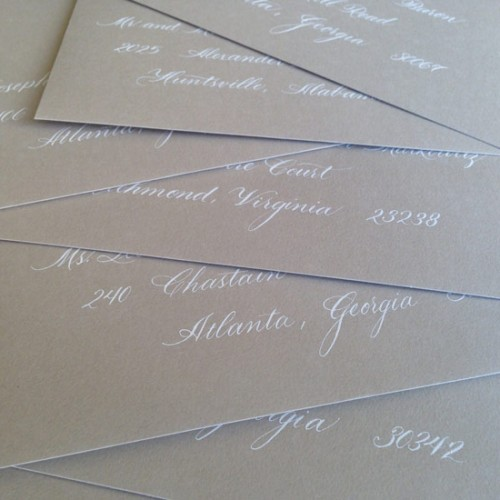 Marlean's Engrossers-Script-White-on-French-Gray