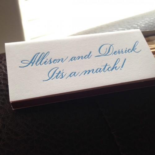 Marlean's Matchbook-Artwork