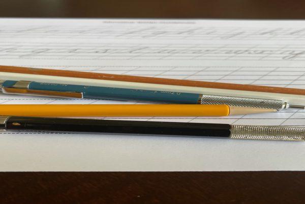 Various pencils