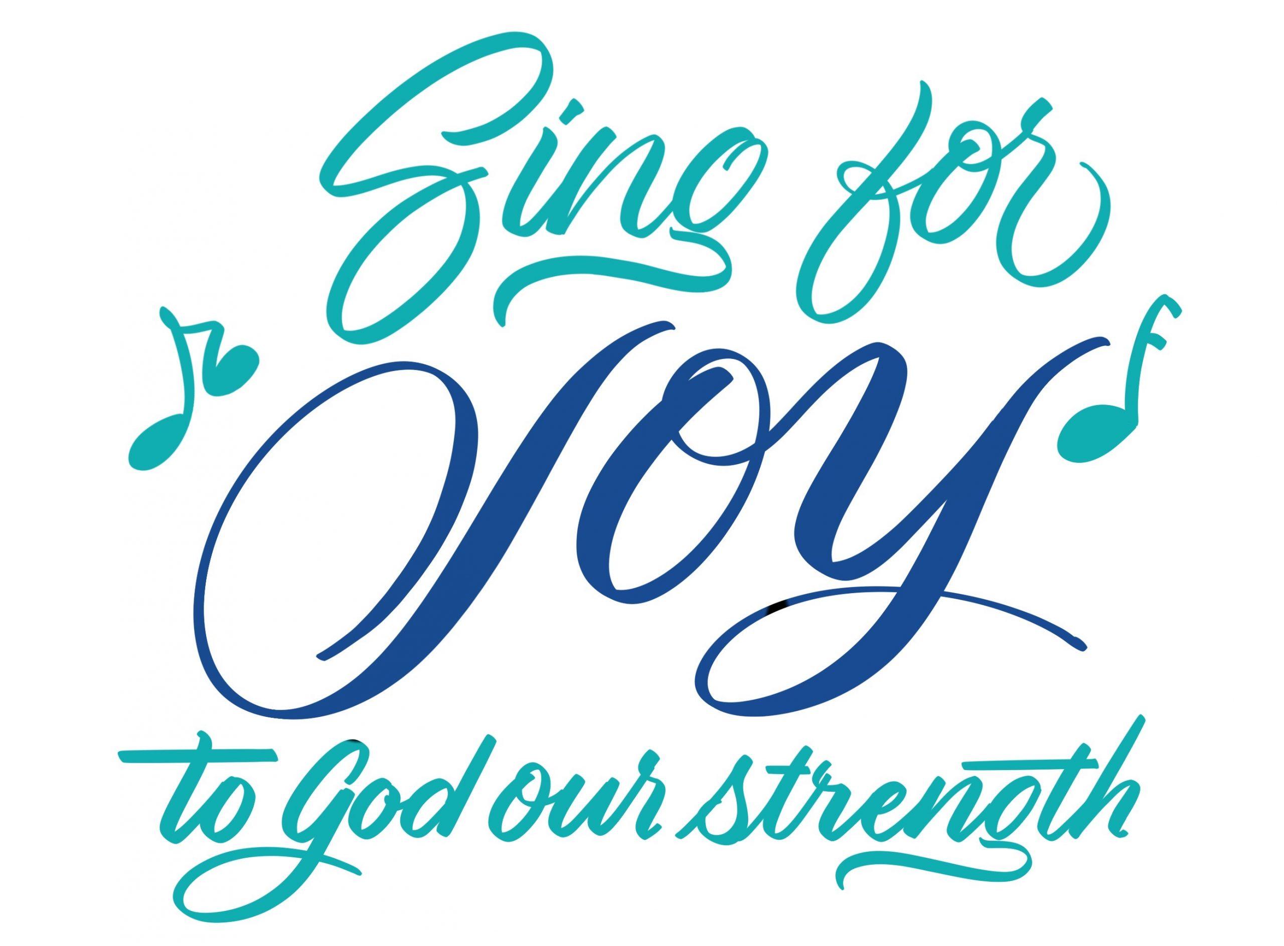 Sing for Joy Overlay